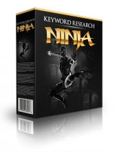 Keyword Research Ninja 2.0 Software with private label rights