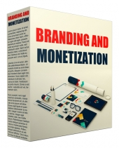 Branding & Monetization Templates eBook with Personal Use Rights