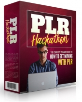 PLR Hackathon Video with private label rights