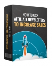 How to use Affiliate Newsletters eBook with Master Resell Rights/Giveaway Rights