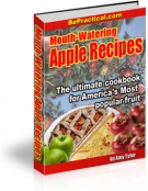 Mouth-Watering Apple Recipes eBook with Resell Rights
