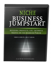 Niche Business Jumpstart Video with Resell Rights Only