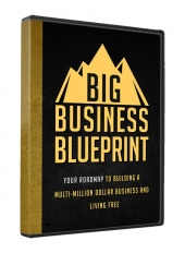 Big Business Blueprint Advanced Video with Master Resell Rights Only