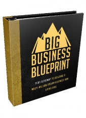 Big Business Blueprint eBook with Master Resell Rights Only