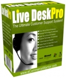 Live DeskPro Software with Resell Rights