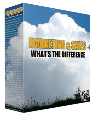 Marketing And Sales What Is The Difference Audio