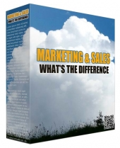 Marketing And Sales What Is The Difference Audio Audio with Private Label Rights/Giveaway Rights