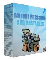 Failure and Pressure Podcast Audio with Master Resell Rights/Giveaway Rights