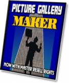 Picture Gallery Maker Software with Resell Rights
