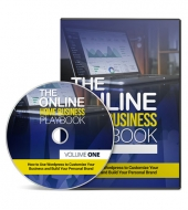 Online Home Business Playbook Hands On Video with private label rights
