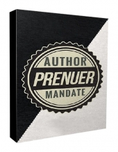 Author Preneur Mandate Video with Resell Rights Only