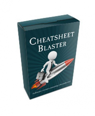 Cheatsheet Blaster Software
