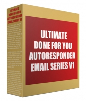 Ultimate Done For You Autoresponder Email Series V1 eBook with private label rights