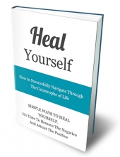 Heal Yourself eBook with Master Resell Rights/Giveaway Rights