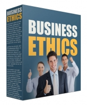 Business Ethics Podcast Audio with private label rights