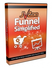 JVZoo Funnel Simplified Video with Private Label Rights