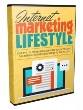 Internet Marketing Lifestyle Video Upgrade Video with Master Resell Rights/Giveaway Rights
