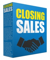 Closing a Sale Podcast Audio with private label rights