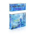 Mailing List Profits eBook with Resell Rights