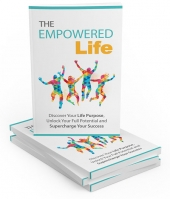 The Empowered Life eBook with Master Resell Rights Only