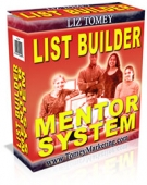 List Builder Mentor System eBook with Resell Rights
