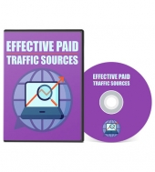 Effective Paid Traffic Sources Video with Private Label Rights