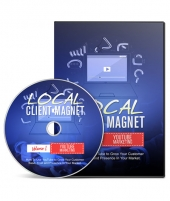 Local Client Magnet V1 YouTube Marketing Video with Resell Rights Only
