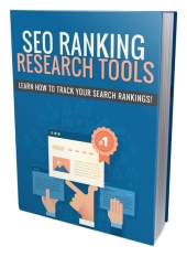 SEO Ranking Research Tools eBook with private label rights