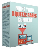 13 Ways To Make Your Squeeze Pages Convert Video with Resell Rights/Giveaway Rights