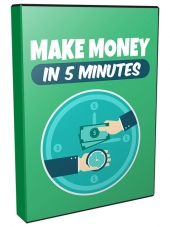 Make Money In 5 Minutes Video with Private Label Rights