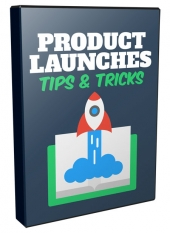Product Launches Tips And Tricks Video with Resell Rights Only