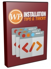 WP Installation Tips & Tricks Video with private label rights