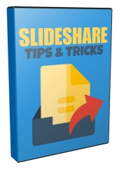 Slideshare Tips & Tricks Video with private label rights
