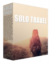 Solo Travel PLR Content Gold Article with Private Label Rights