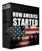 How America Started Gold Article with Private Label Rights