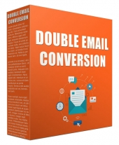 Double Your Email Conversions Audio with Master Resell Rights Only