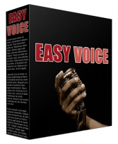 Easy Voice Software Software with Personal Use Only