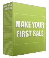 Make Your First Sale in 4 Weeks Audio with Master Resell Rights/Giveaway Rights