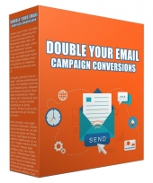 How to Double Your Email Campaign Conversion Rates Audio with Master Resell Rights/Giveaway Rights