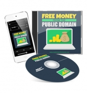 Free Money from the Public Domain Audio with Master Resell Rights Only