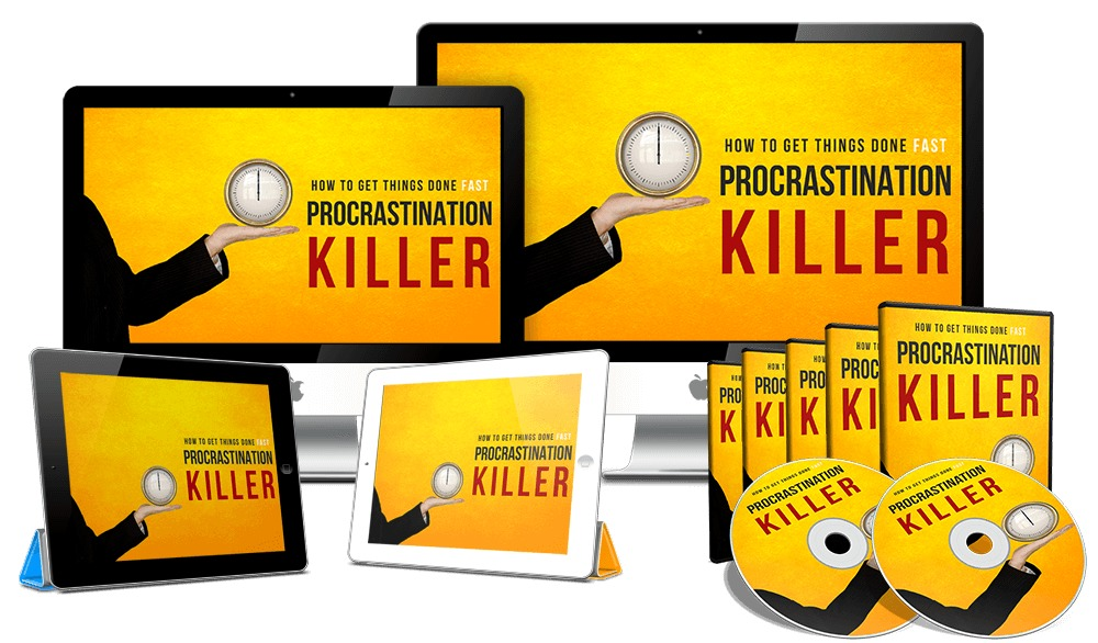 Procrastination Killer Video Upgrade
