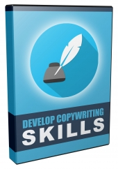 Develop Copywriting Skills Video with Personal Use Only