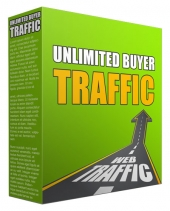 Unlimited Buyer Traffic Audio with Master Resell Rights/Giveaway Rights