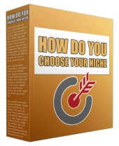 How to Choose Your Niche Audio with Private Label Rights/Giveaway Rights