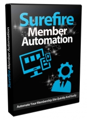 Surefire Member Automation Video with private label rights