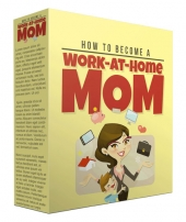 How to Become a Work at Home Mom Audio with Master Resell Rights Only
