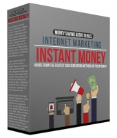 Internet Marketing Instant Money Audio with Master Resell Rights Only