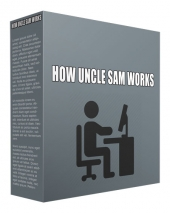 How Uncle Sam Works Gold Article with Private Label Rights
