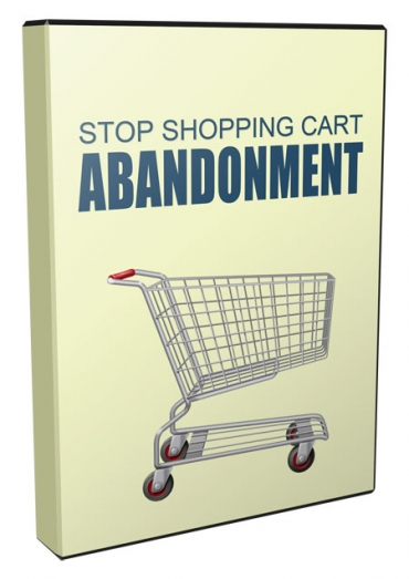 Stop Shopping Cart Abandonment