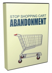 Stop Shopping Cart Abandonment Video with Resell Rights/Giveaway Rights